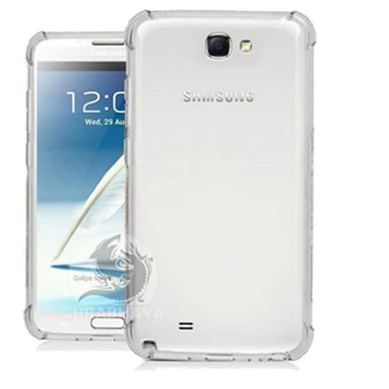 ... LTE / Duos Tempered Glass. Source · Case Samsung Galaxy Note 2 N7100 softcase casing cover tpu ANTI CRACK