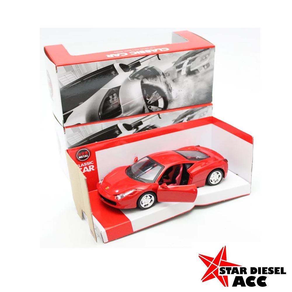 Jual Star Diesel Parfum Mobil Ferrari Merah Lengkap