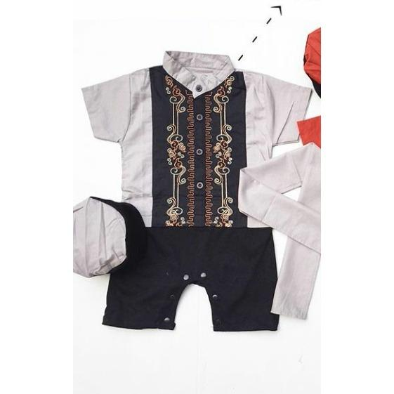 Beli Barang Koko Romper Bayi Koko Anak Baju Bayi Lucu Online