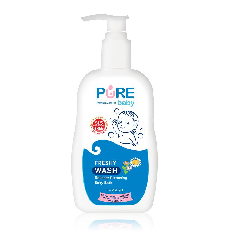 Pure Baby Freshy Wash 230 ml