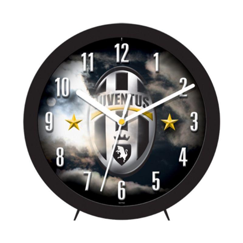 Jam Dinding Murah - Jam Dinding Unik Berbagai Karakter Sepak bola Juventus  Daimeter 30cm -Random fe02263b29