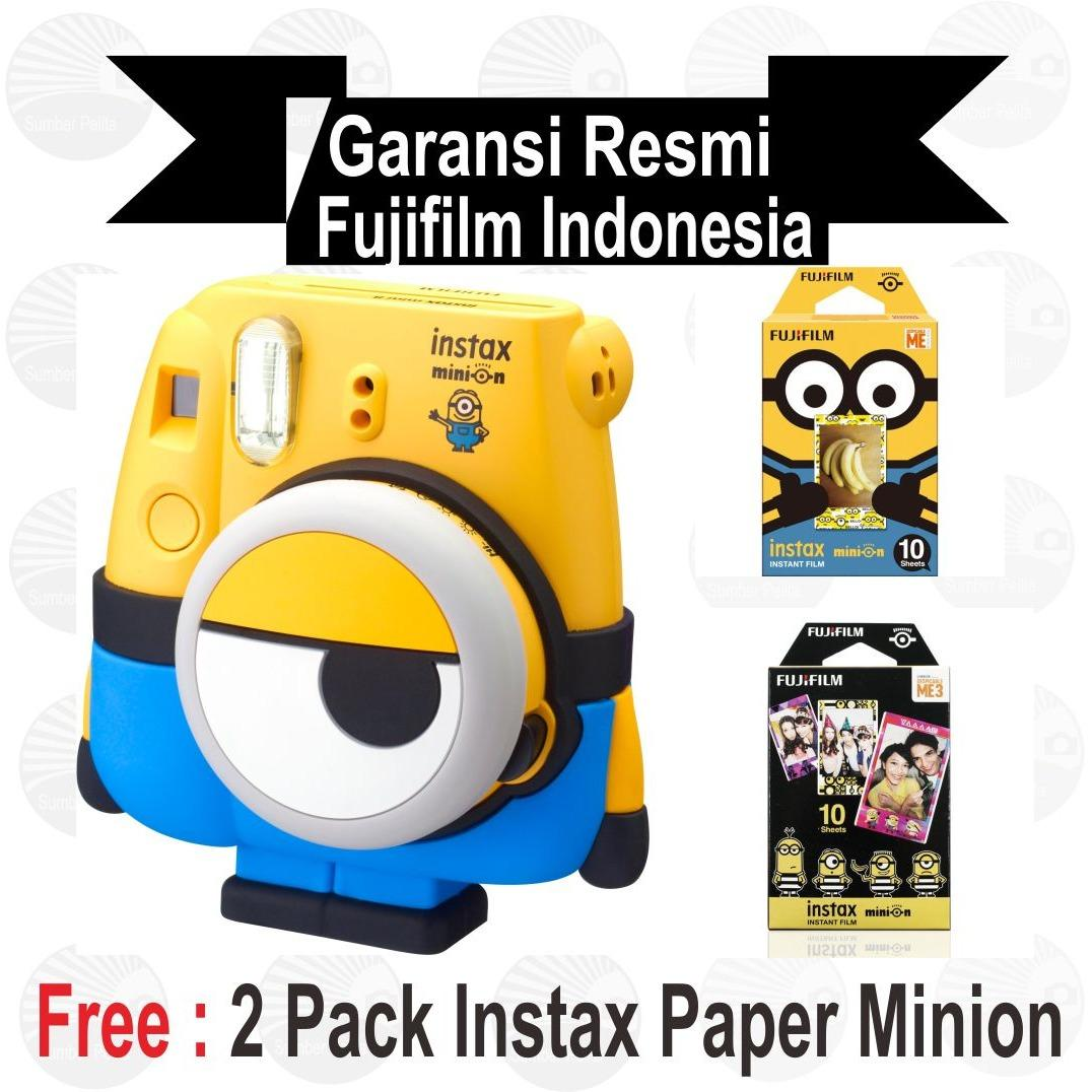 Iklan Fujifilm Instax Mini 8 Minion Special Package