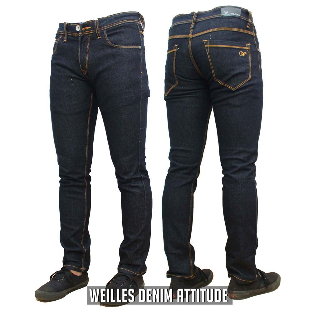 Fitur Sw Celana Jeans Skinny Panjang Pria Biowash Dan Harga Terbaru ... 1bbc99781a