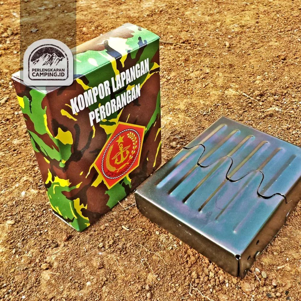 Jual Produk Kompor Camping Terbaru Di Mini Stove Lapang Portable Windproof Paket Lapangan Parafin Outdoor