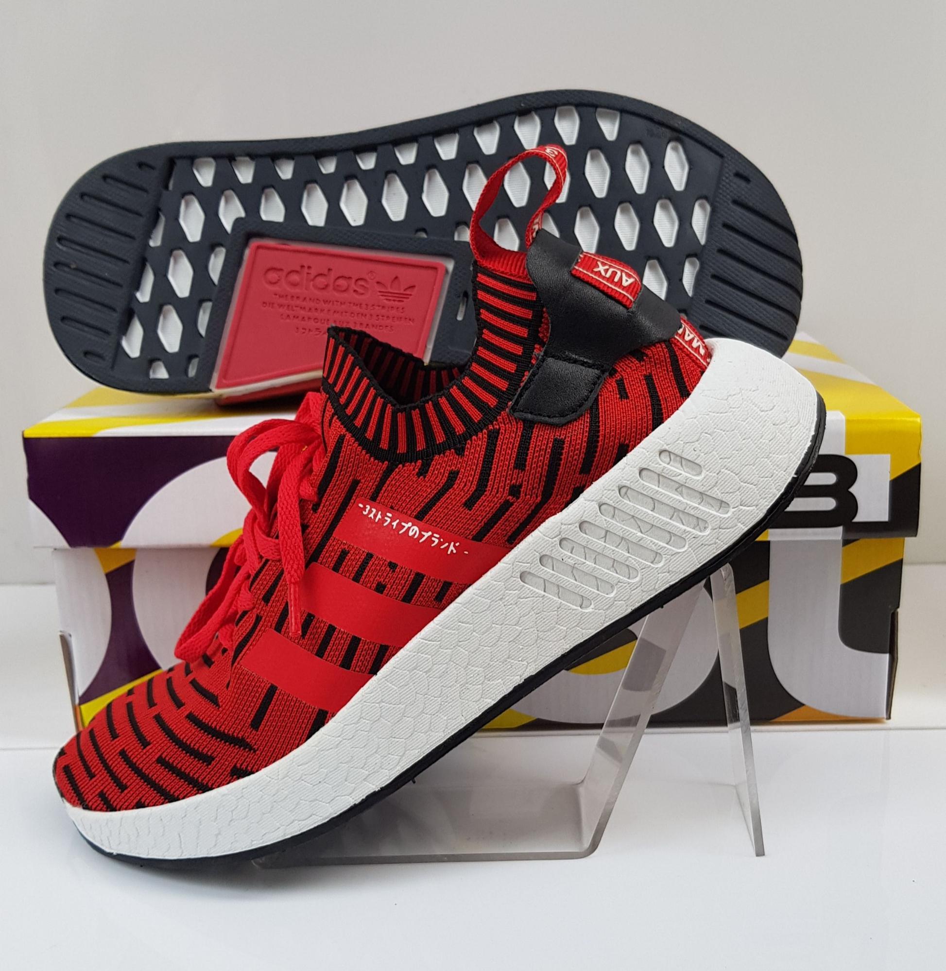 best service 28a37 85d7a Sepatu adidas nmd r2 primeknit