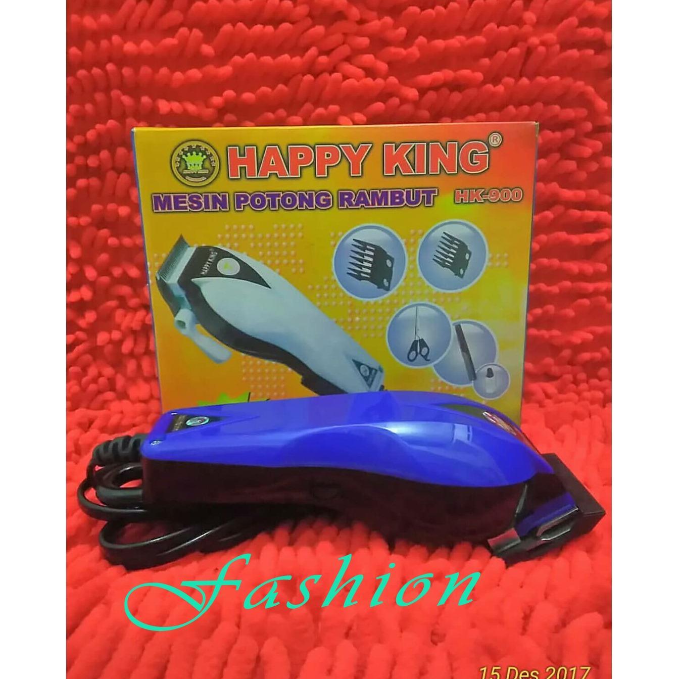 Happy King Hk 900 Alat Cukur Rambut Hair Clipper Trimmer Mesin 803 Listrik Terbaik Potong Pangkas
