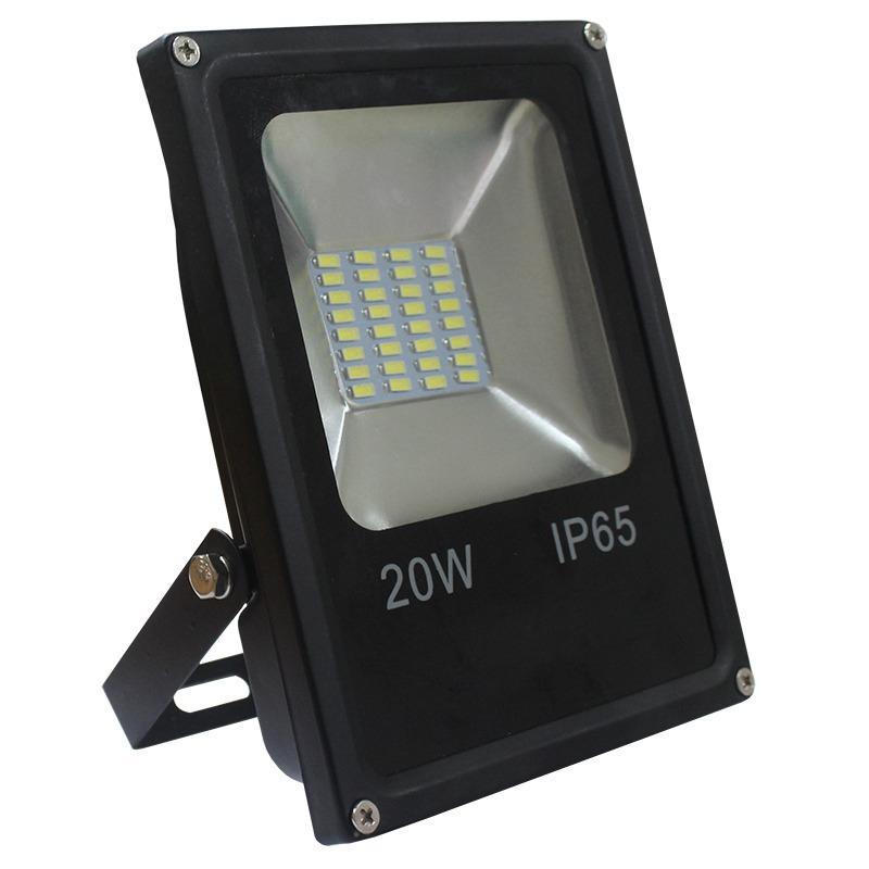 EELIC LAU-KABPTV 20W Lampu Sorot Cahaya Putih 6500K 40 SMD LED 220V