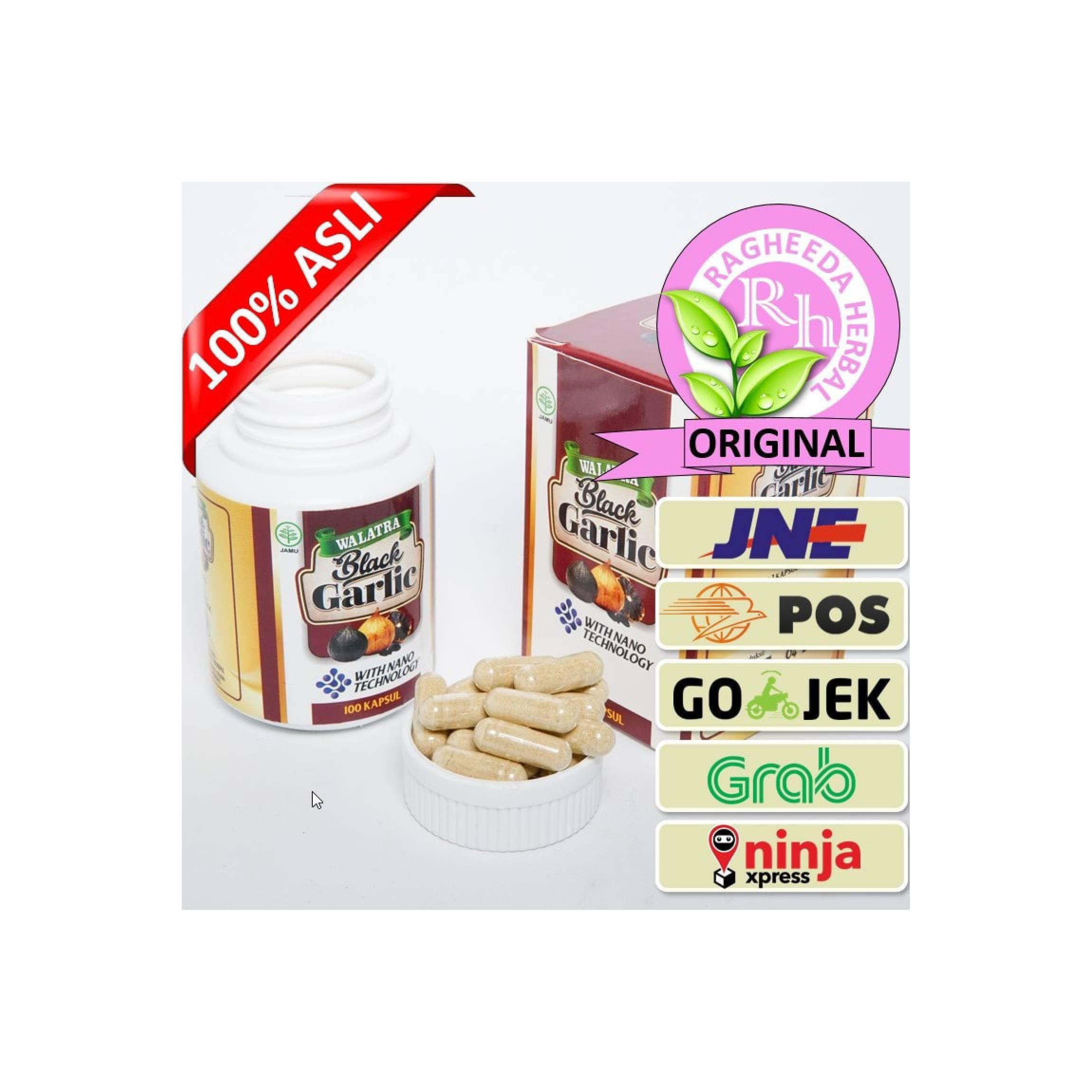 Wbtshop Bawang Hitam Tunggal 500 Gram Harga Terkini Dan Terlengkap Black Garlic Gr Walatra Kapsul 100 Putih Lanang