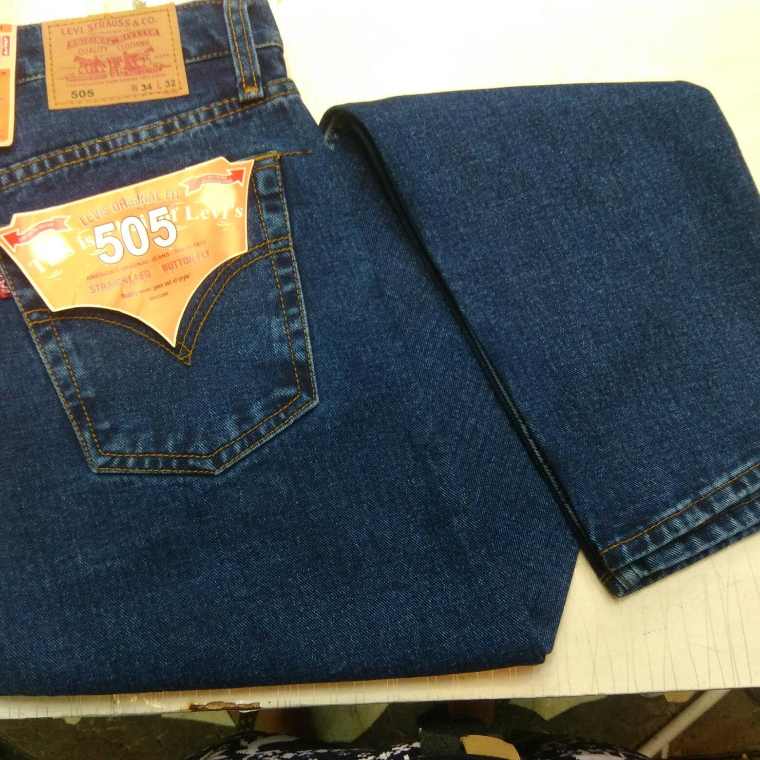 celana reguler jumbo 39 sampai 44 /celana jeans panjang reguler / celana jeans formal /