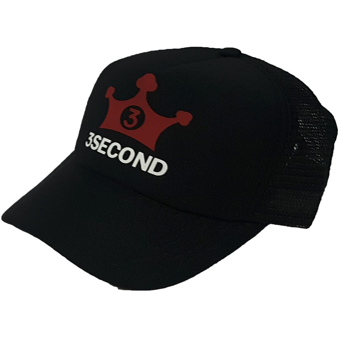 Topi Trucker Jaring 3SECOND