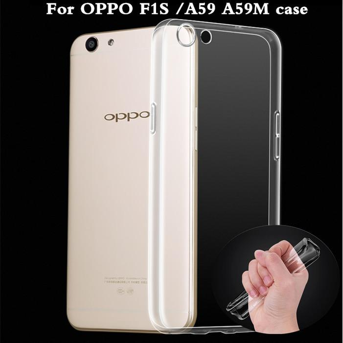 MR Oppo F1S Selfie Expert A59 Ultrathin / Ultra Thin / Softcase / Silicone / Silikon