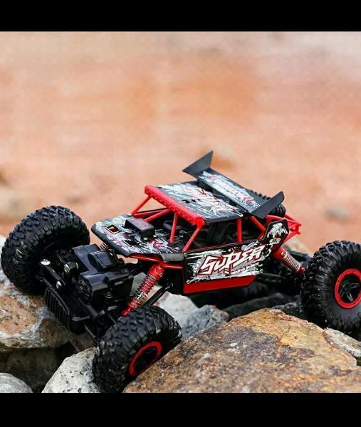 JD Toys rock Leader RC Rock Crawler 2.4ghz scale 1.18 adventure climbing manjat mainan anak mobil2an offroad kyosho tamiya axial