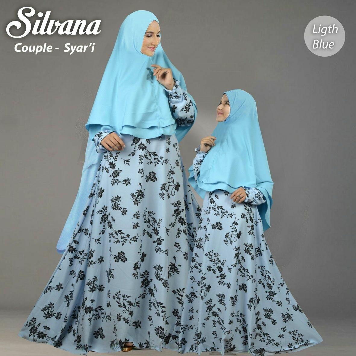 Cek Harga Baru Promosi Murah Baju Busana Muslim Gamis Salsa Couple ... 27f21faf22