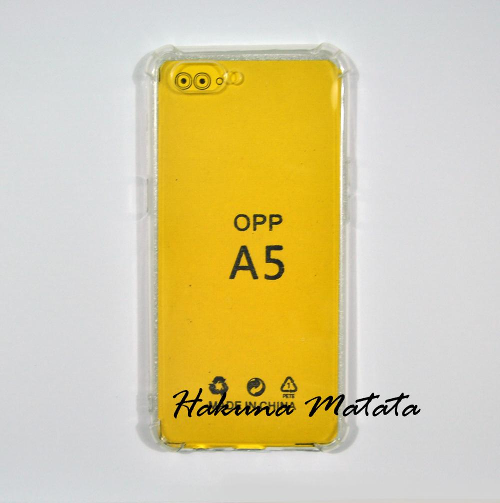 Soft Case Anti Crack for Oppo A3s Anti Shock