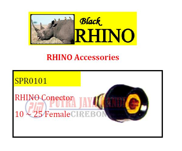 Rhino Connector Plug Female / Sambungan Colokan Mesin Las