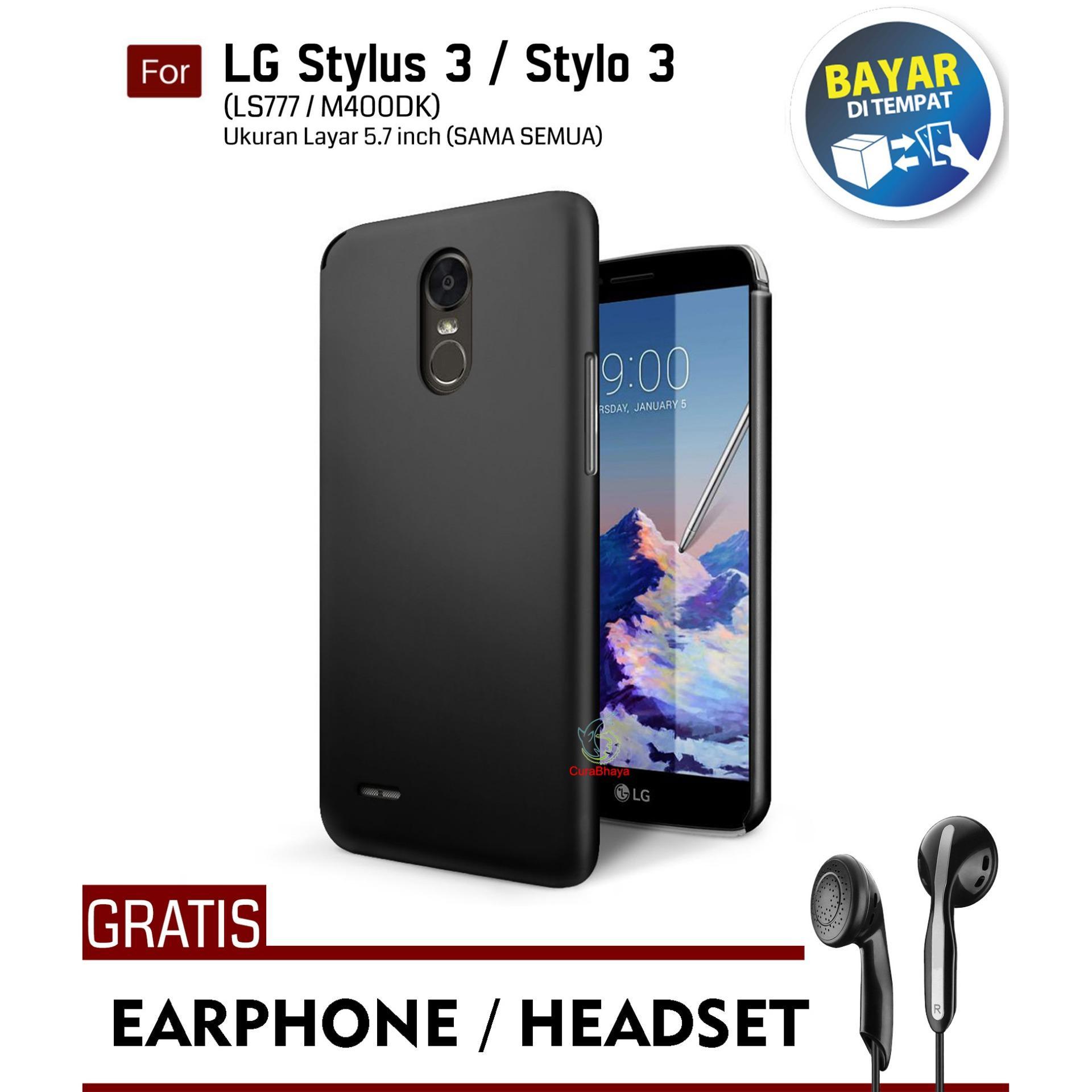 MidNight LG Stylus 3 / Stylo 3 / LS777 / M400DK / Dual / LTE |