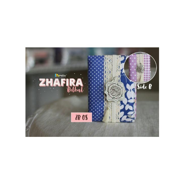 Toko Madina Alquran Zhafira Rainbow Two Tone Cover Bolak Balik Zb 05 Free Tasbih Terlengkap