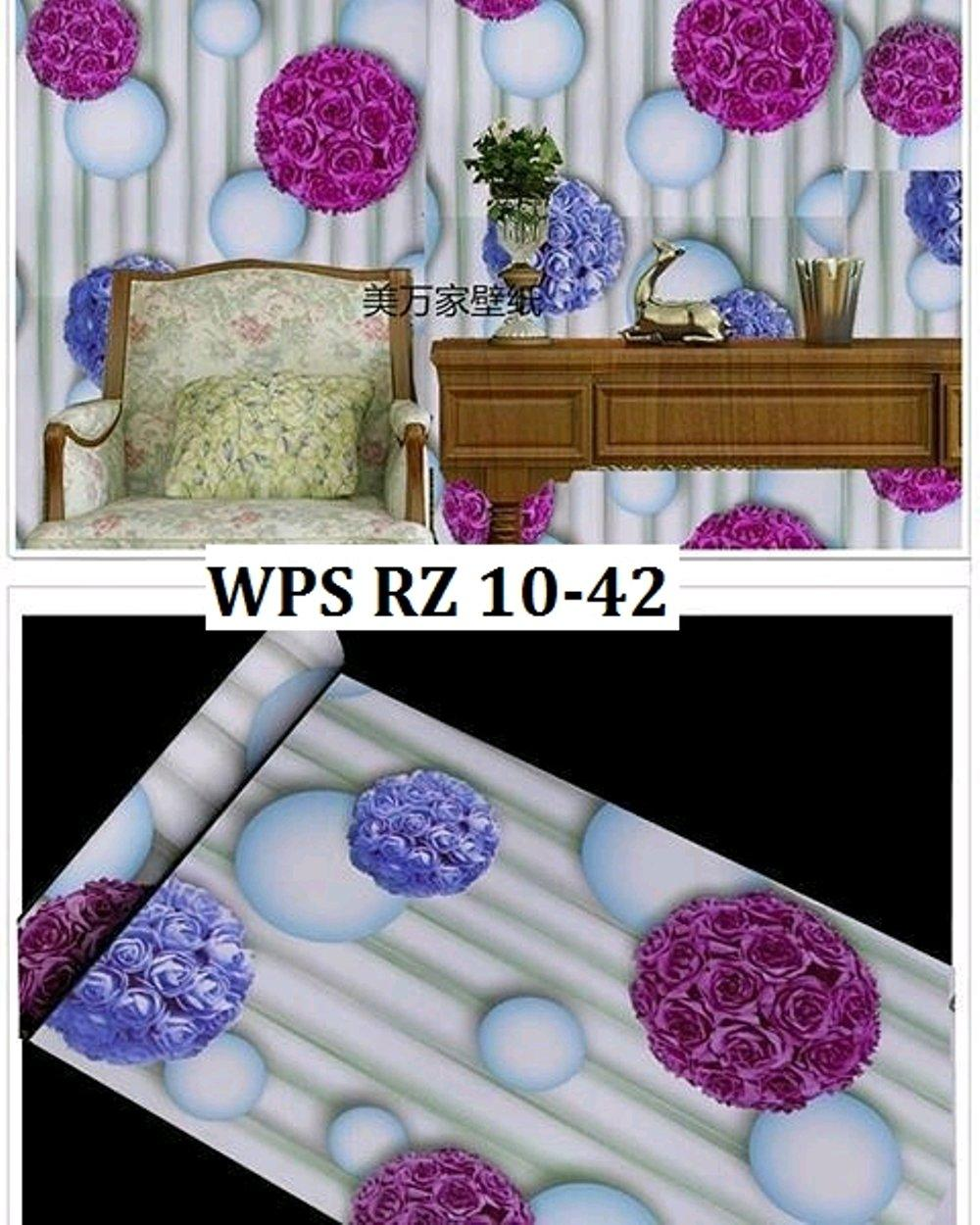 Detail Gambar NDR-Store Wallpaper-dinding walpaper stiker dinding Multiwarna Motif Bahan Berkualitas 45cmx10m Terbaru Terbaru