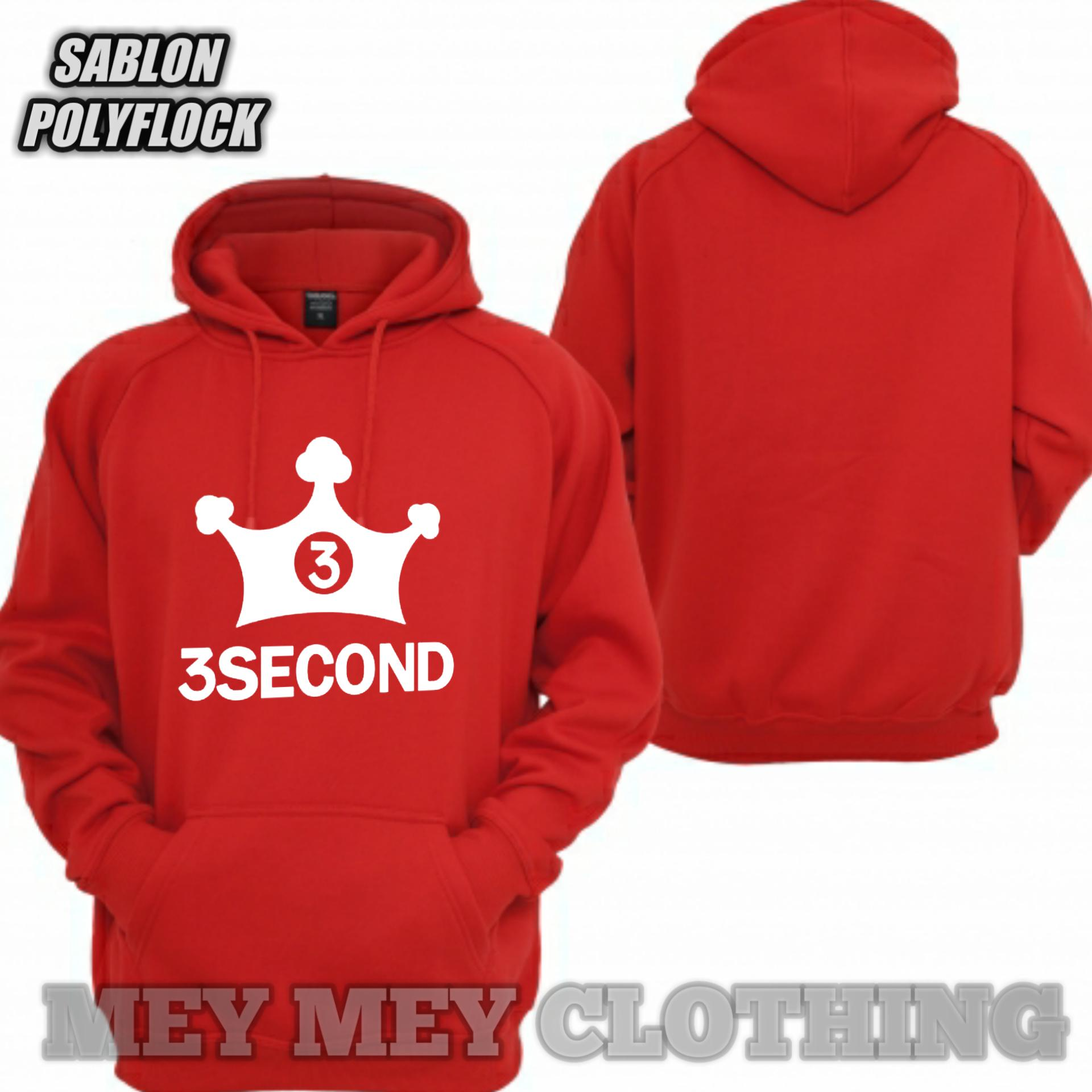 Jaket 3second Warna Navy Sweater Hoodiejaket Zipper Distro Tshirt 166031812kn Kuning Xl Hoodie 3 Second