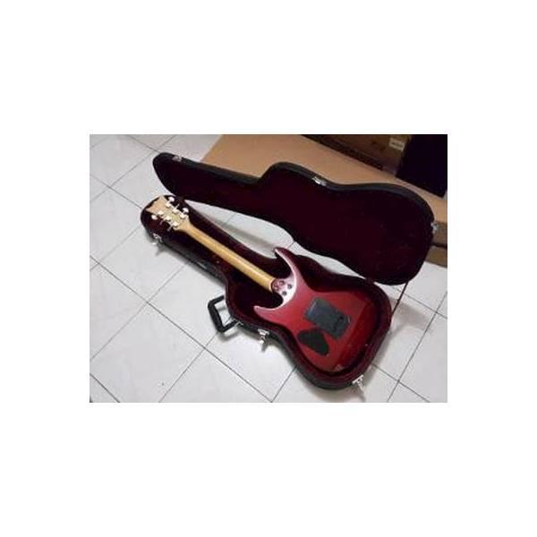 Gitar DBZ Original Plus Hardcase Murah