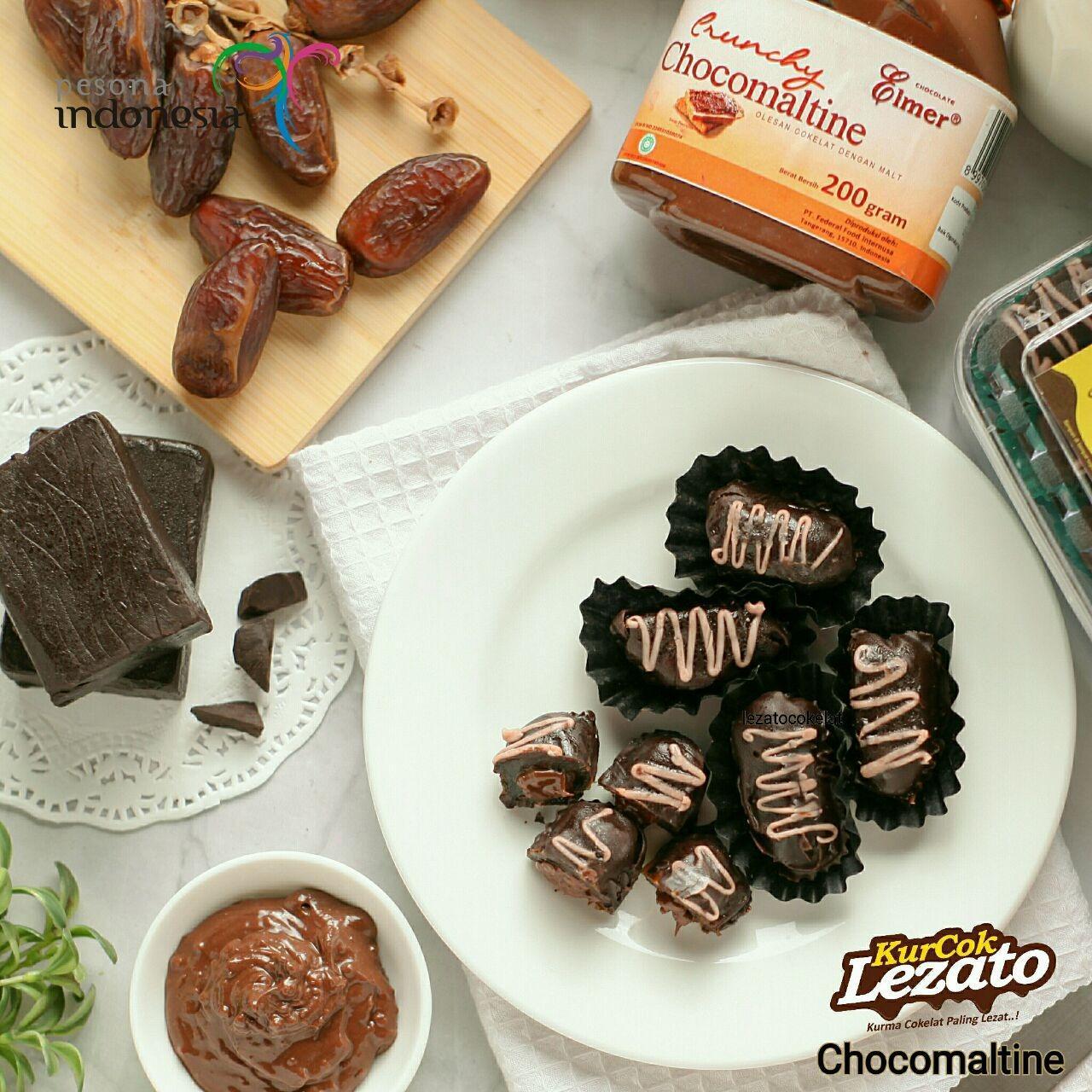 Lezato KurCok Chocomaltine (Kurma Cokelat / Coklat) ...