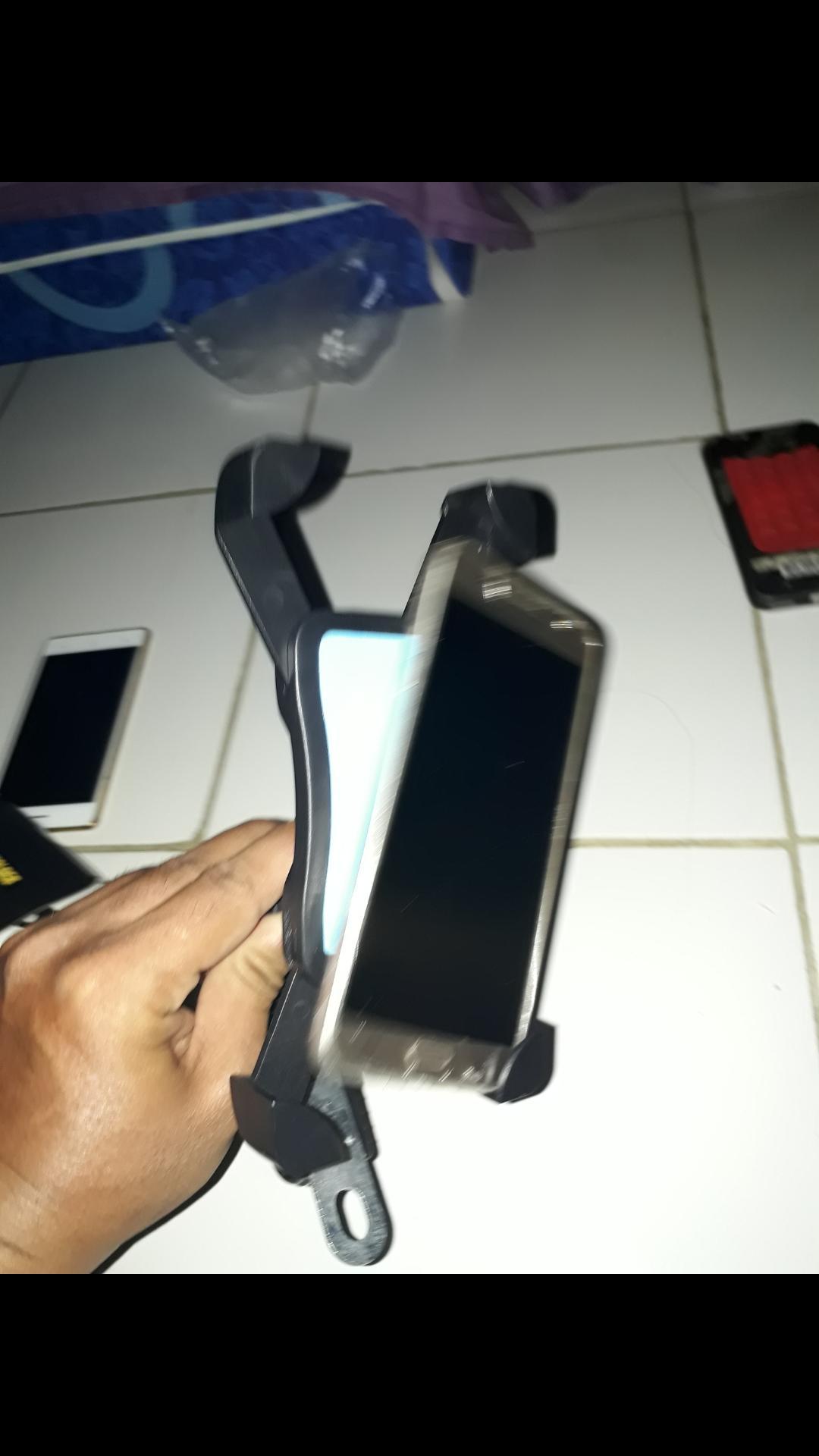 Features Holder Hm 06 Original Universal Hp Handphone Gps Pegangan Spion Di Mobil 05 Motor Sepeda Gantungan Bracket Mobile