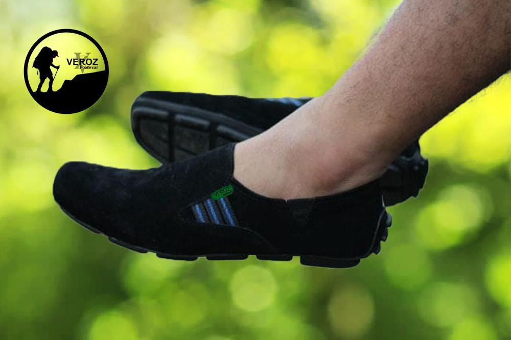 Tampilkan Sepatu Casual Pria Slop Mocasin Slip On Suarez Hitam Putih ... 272f9e4647