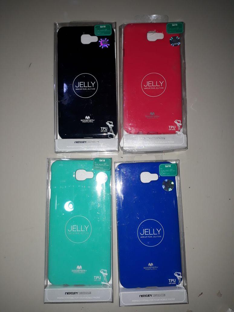 Kelebihan Mercury Goospery Jelly Case Samsung Galaxy J7 Prime Hitam J5 Clear