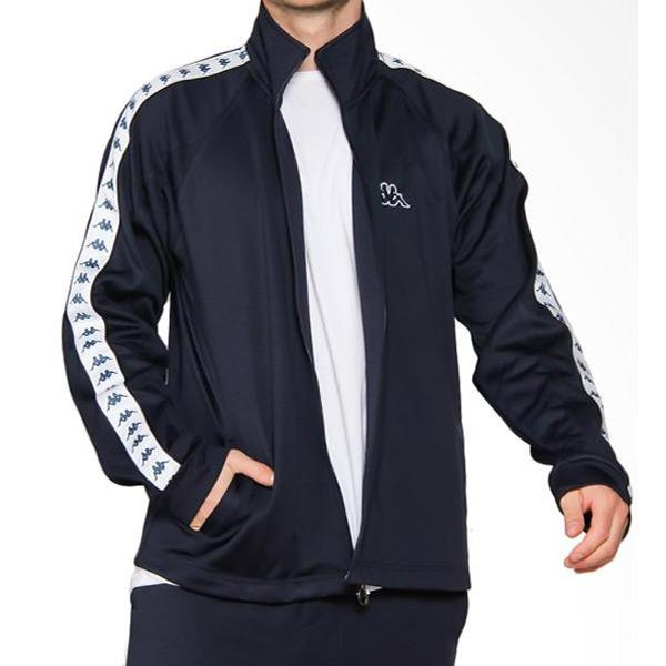 Beli Kappa Omini Banda Jacket Navy Kappa Asli