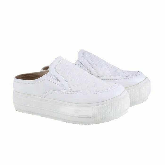 Harga Reseller bustong sepatu anak-sendal anak wanita putih-sepatu sandal Grc murah