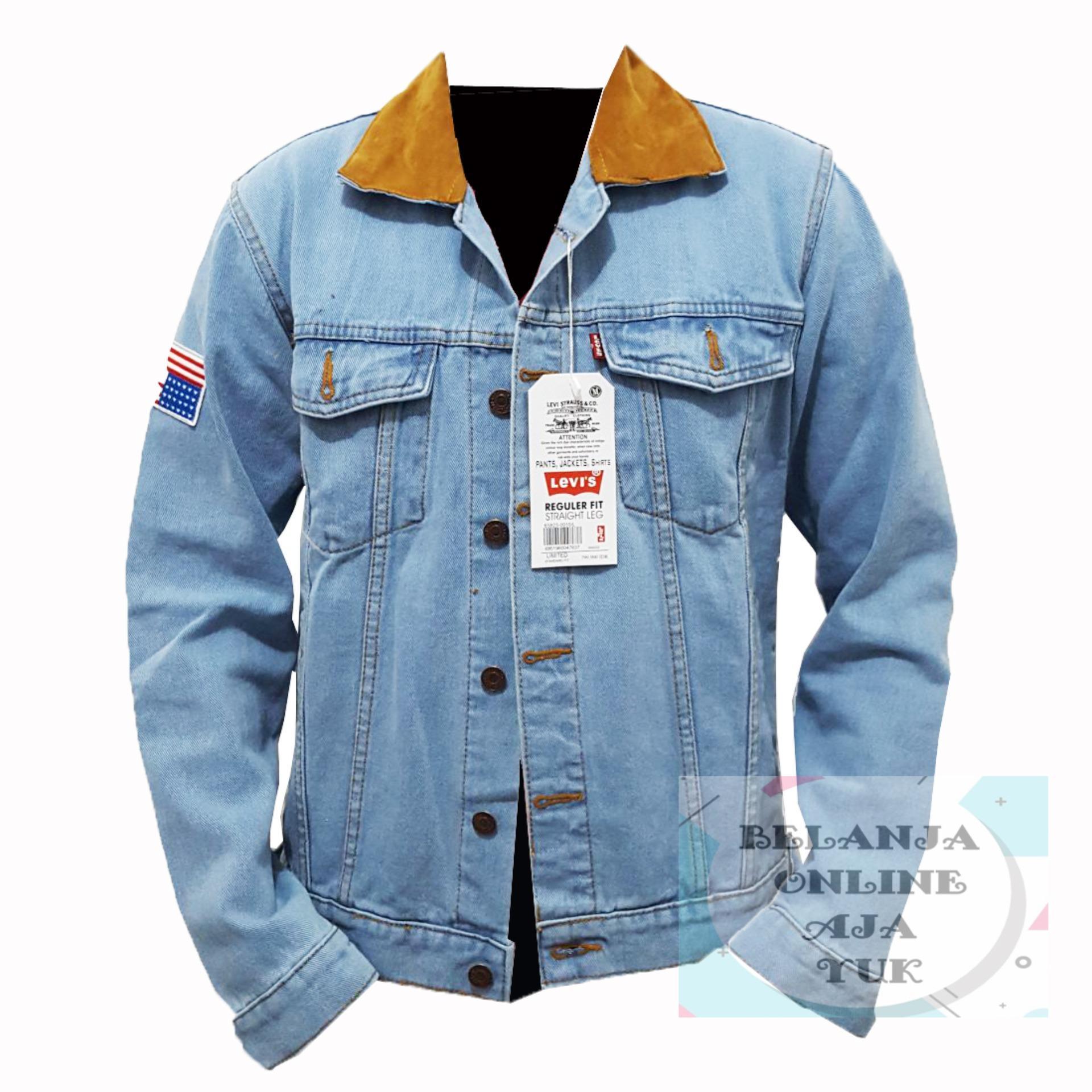 Jaket Jeans Dilan 1990 Cowok Dan Cewek Terlaris Murah Original Original