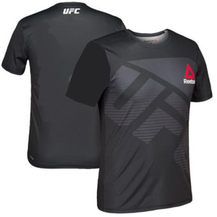 HOT SPESIAL!!! KAOS BAJU REEBOK UFC MMA PRIA GYM FITNES SEPEDA LARI RENANG