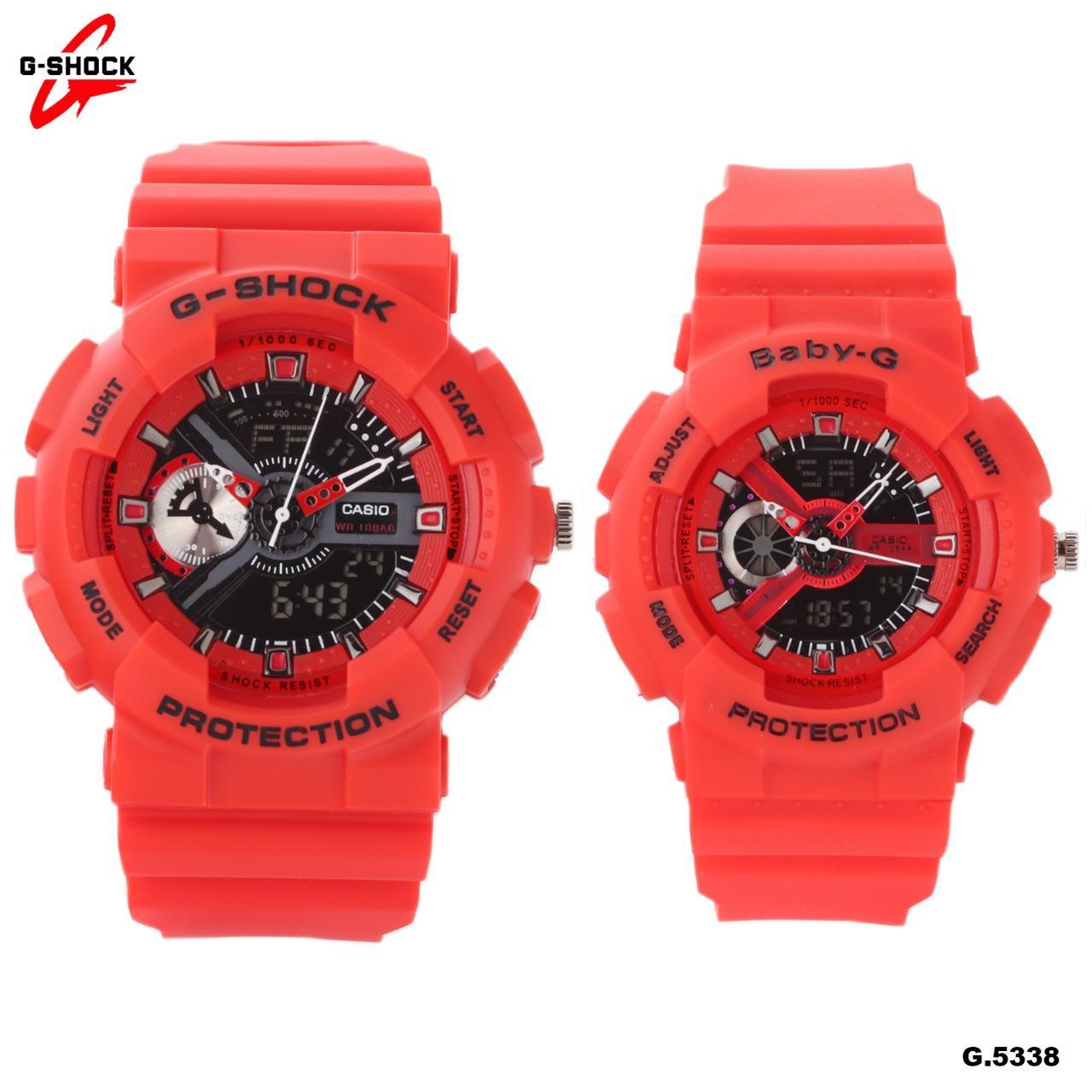 Casio Baby G Wanita Merah Damar Tali Jam Bga 160 4b Spec Dan 230sc 7b Babyg Bga230sc 7 Original Ampamp Bergaransi Tangan Couple Pria Dual Time Shock Water Resist