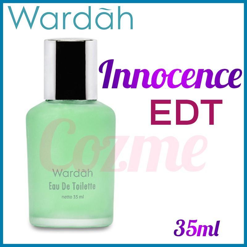 Wardah Innocence Eau De Toilette (EDT) 35Ml