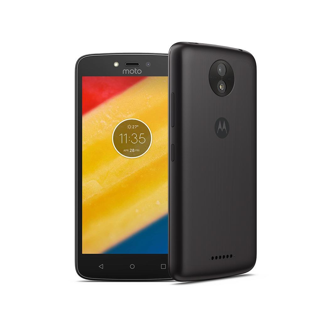Motorola Moto C - 1/8 GB - 3G LTE - Black