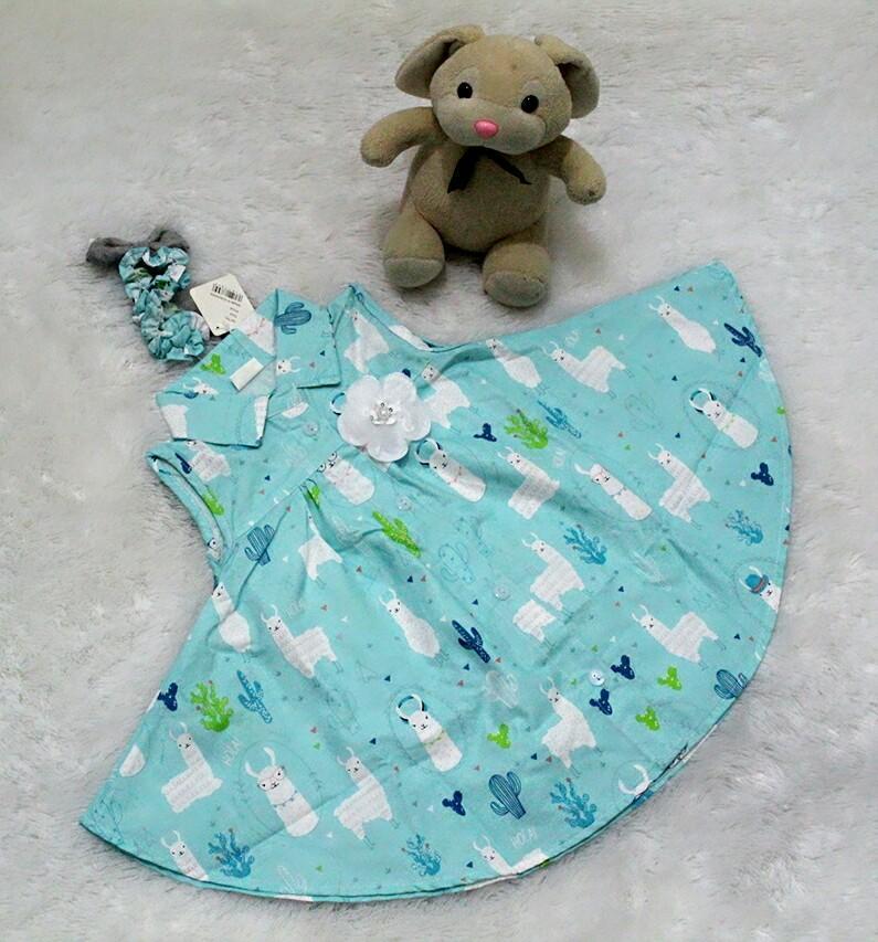 KC Baby - All Size 3-12 Bulan / Dress Baju Bayi Anak - Dress