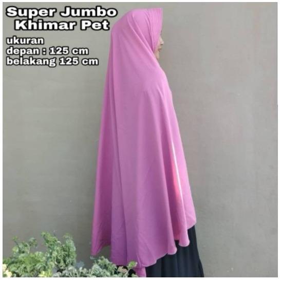 Super Jumbo Khimar Pet XXL