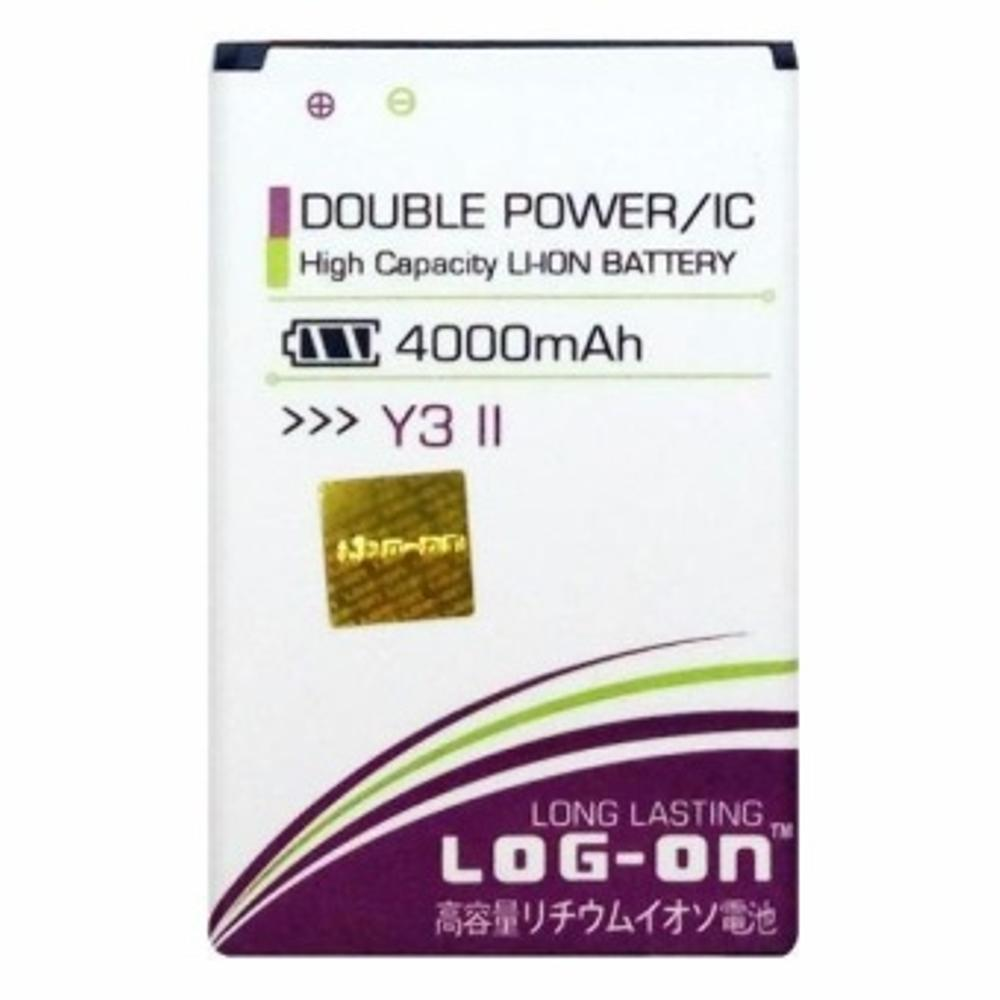 Beli Log On Battery For Huawei Y3 Ii 2016 Cicilan