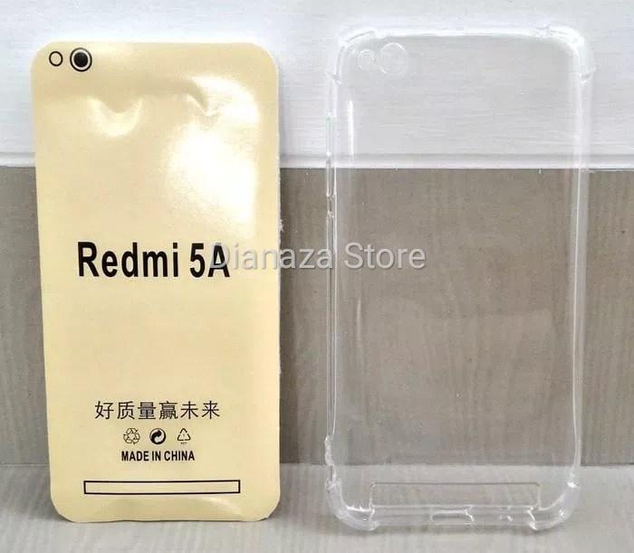 Case Anti Crack Xiaomi Redmi 5A / Case Anticrack Xiaomi Redmi 5A / Jelly Case Xiaomi