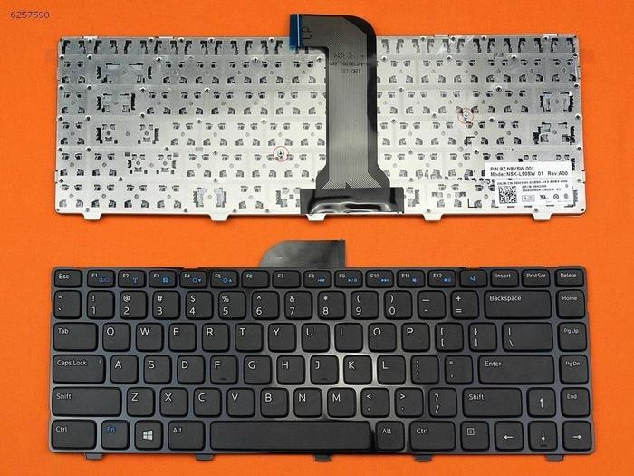 Keyboard Laptop Inspiron 14-3421 14R-3421 14R-5421 DELL Vostro 2421