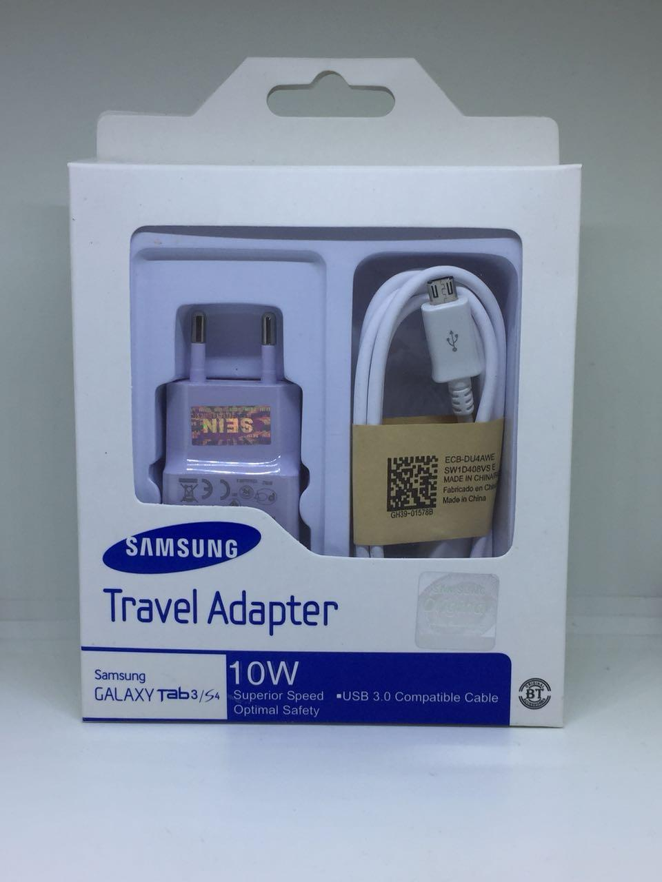 Jual Samsung Original Charger For Samsung Galaxy Tab 3 S4 Note 2