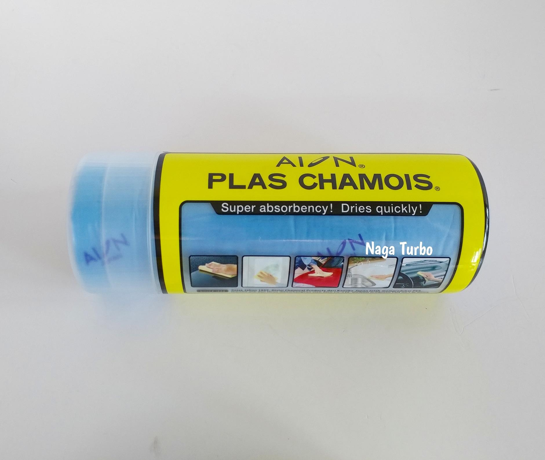 ORIGINAL!! Kanebo AION - Plas Chamois Lap Aion mobil Kanebo Made in Japan