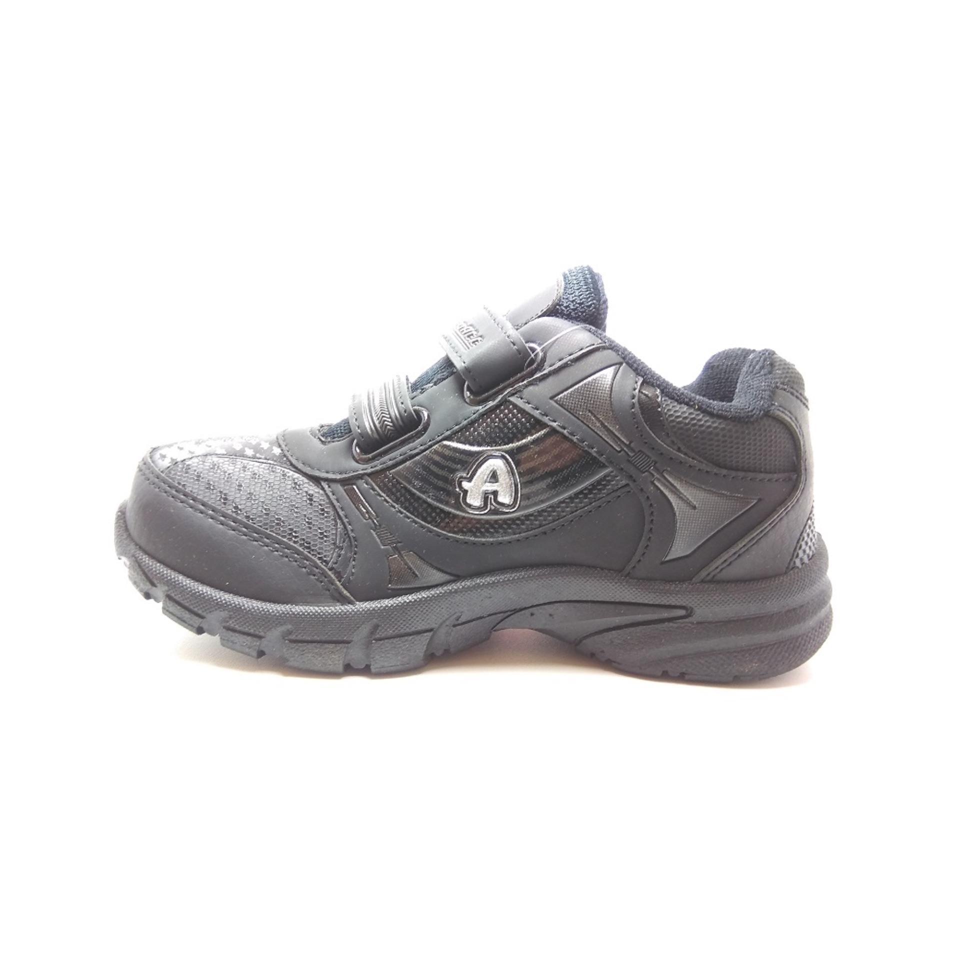Cari Harga Laphiko Sepatu Sekolah Anak Magnet Hitam Pro Att Mgp Sandal Laki 1604 306 Brown Size 26 31 3