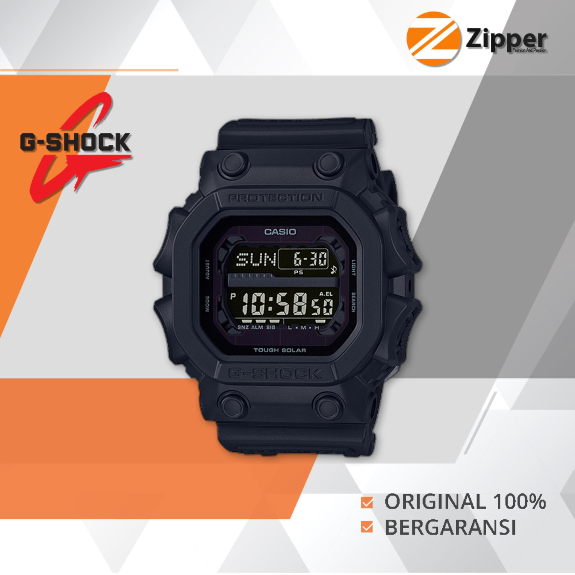 Toko Casio G Shock Jam Tangan Pria Digital Tough Solar Power Gx 56Bb Tali Resin Murah Indonesia
