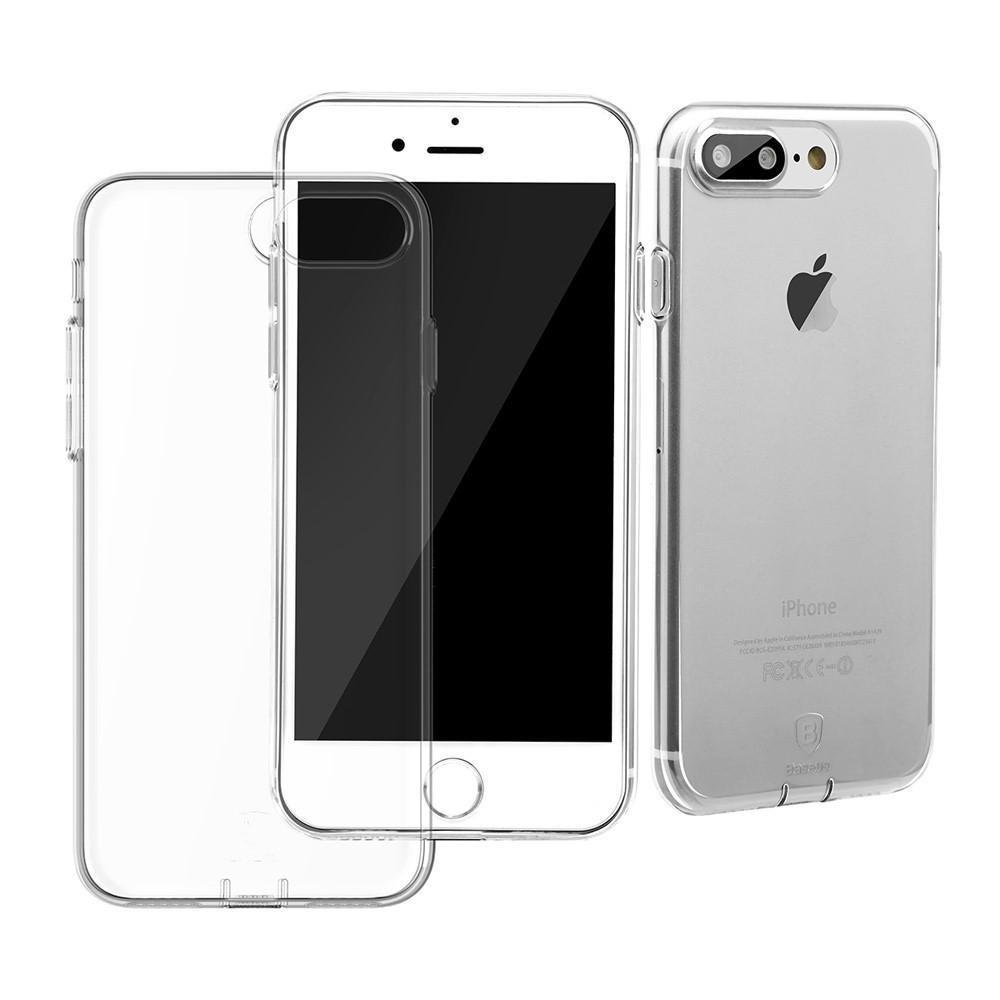 AIMI Ultrathin Soft Case (Anti Jamur) Apple iPhone Tujuh 5.5 / 7G PLUS / 7S PLUS / IP 7G PLUS  Ultr
