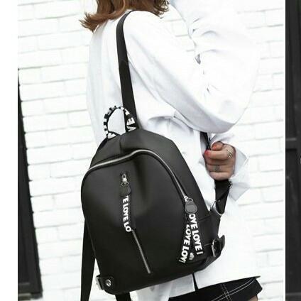 ... Tas Ransel Backpack ABG Remaja Wanita Import Korea CS-BP 12 - 3 ...