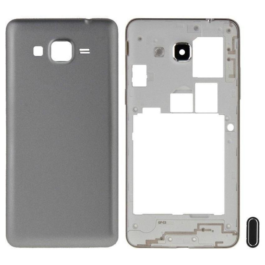 Housing Backdoor Fullset Casing - Back Case Plus Tulang Body - Samsung Galaxy Grand Prime