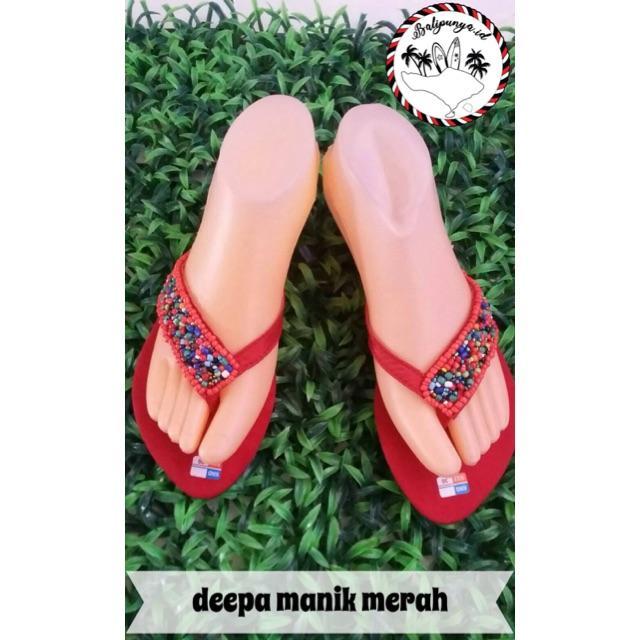 Sandal Wanita Deepa Manik Khas Bali