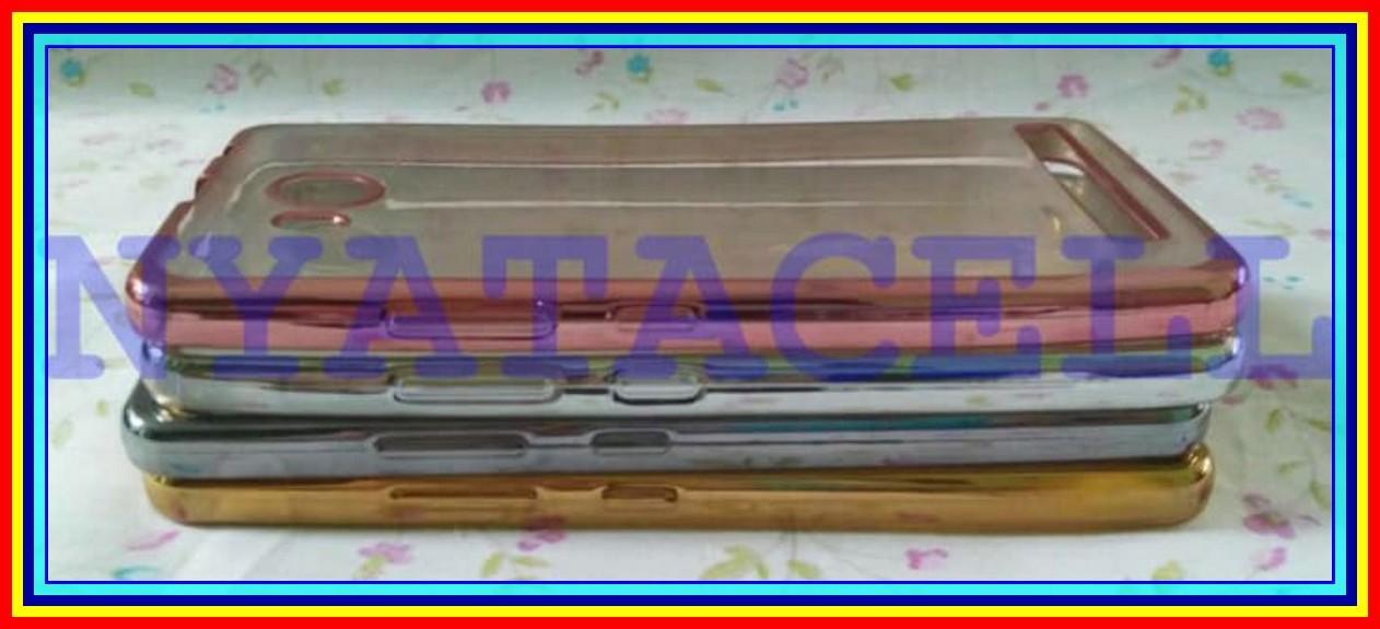 ... Case List Chrome Lenovo A7700 /Tpu/Softcase/Soft/Luxury/Shining/