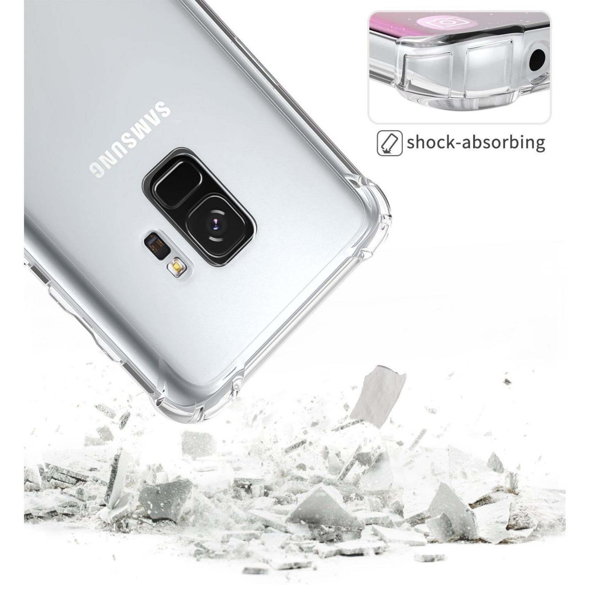 Fitur Aldora Case Anti Crack Tpu Premium Quality For Samsung Galaxy